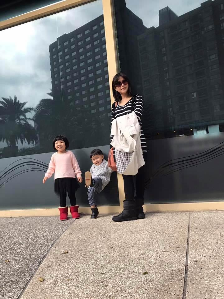 親子遊的默契養成,是時間跟里程數的慢慢磨合