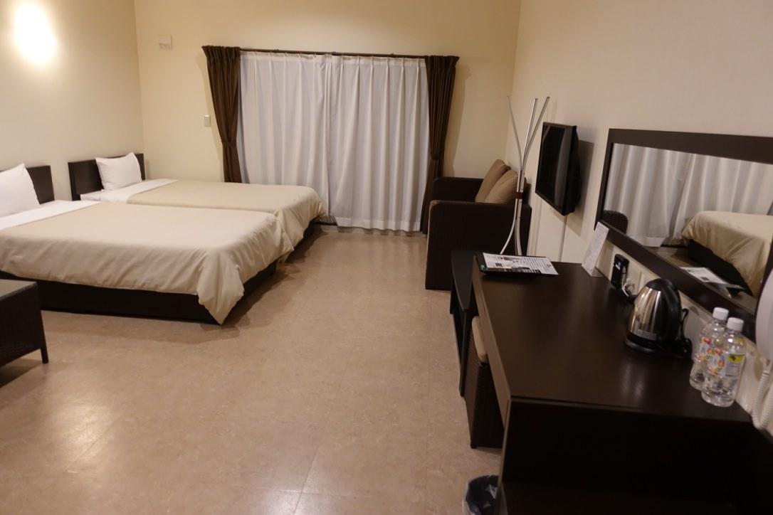 『2017沖繩』美國村裡CP值頗高的住宿-monpa海濱公寓