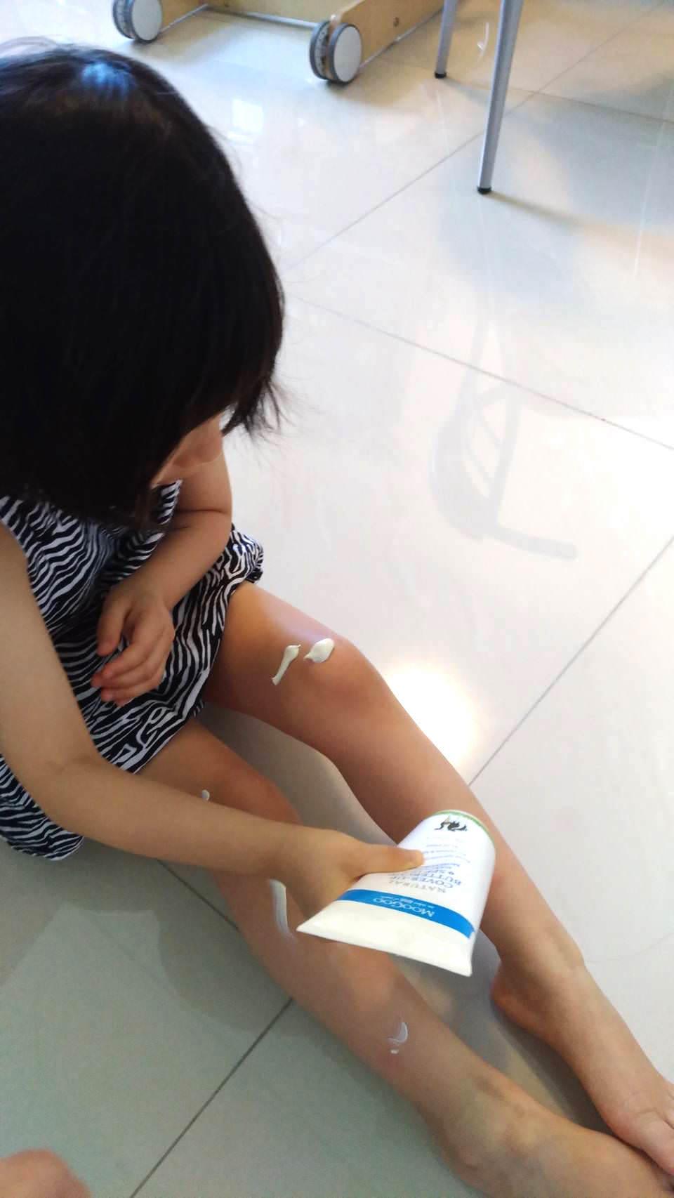 『夏日團』用超過兩年,好用到不想換來自澳洲的moogoo防曬、防蚊&沐浴系列
