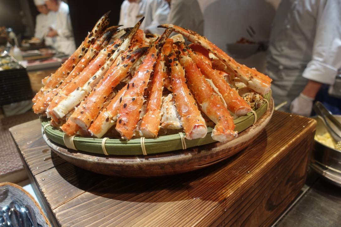 『北海道星野』森林景觀餐廳&HAL自助式海鮮餐廳,美味又讓人難以忘懷