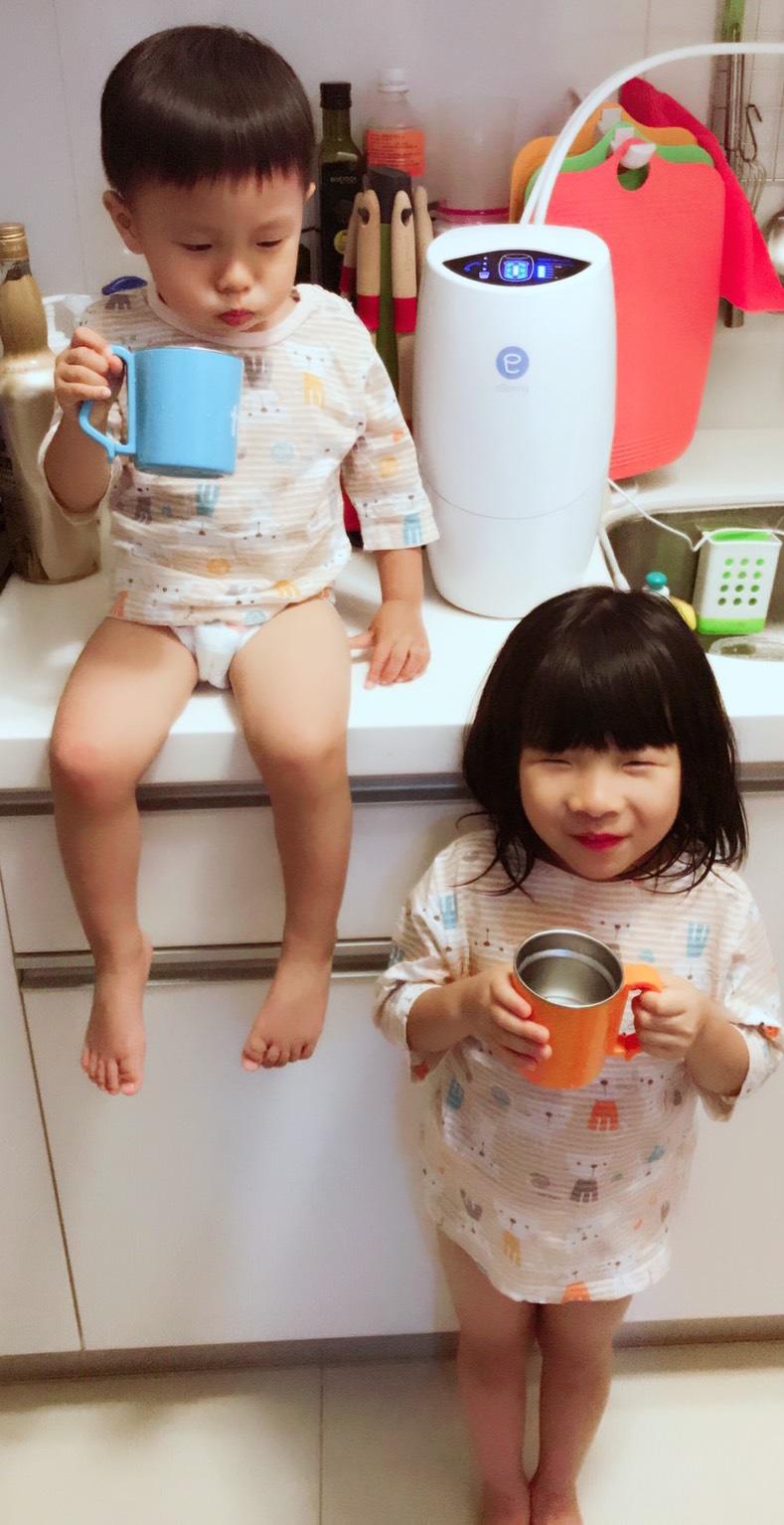 全家人的必備好水源,水龍頭轉開就可以喝好水-安麗益之源