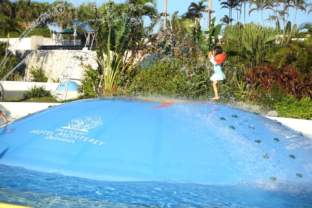 『沖繩』設施精彩到玩不完,親子親善-沖繩蒙特利水療度假酒店