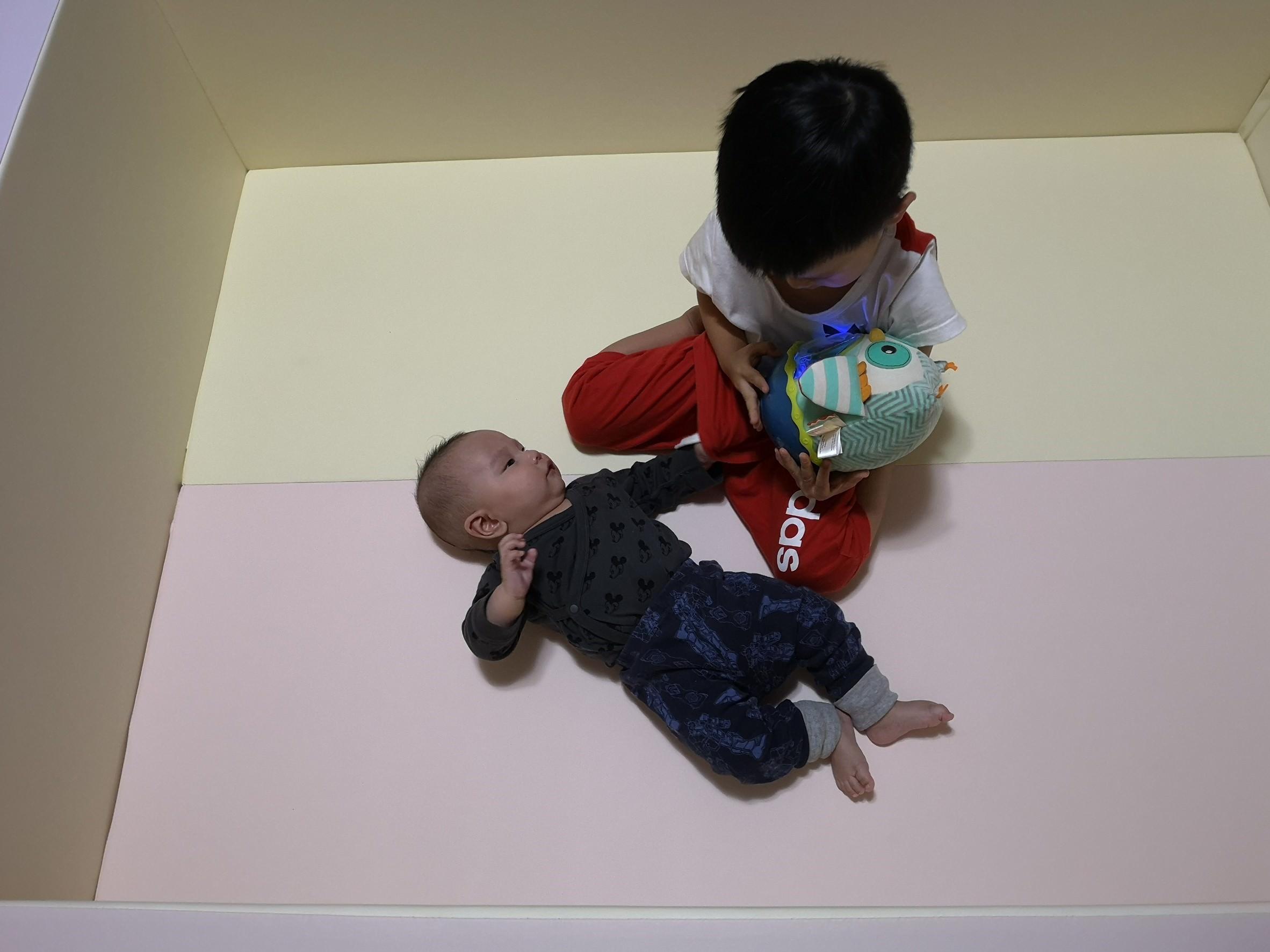 陪伴孩子一路成長的高CP值地墊-hanplus地墊