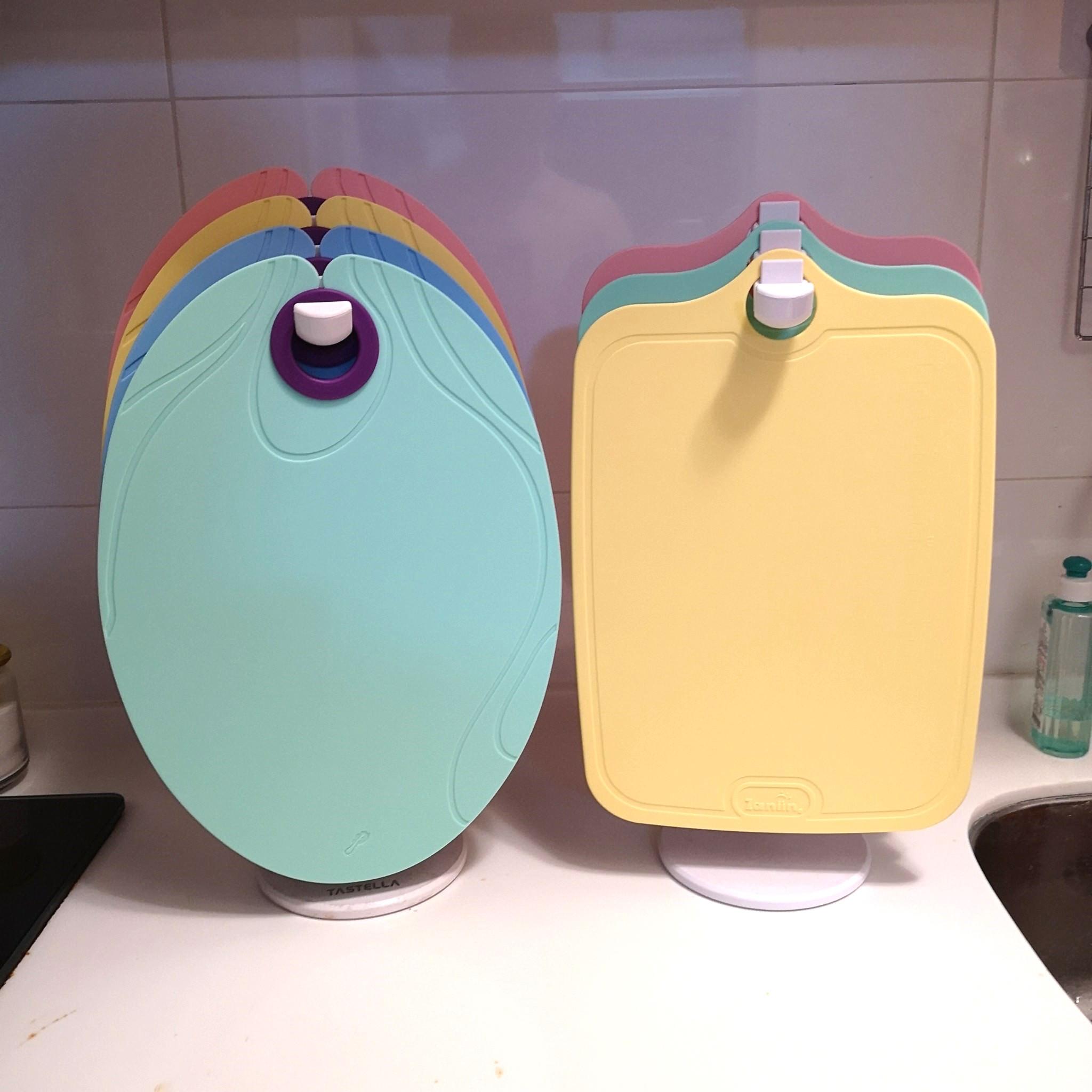 『廚房好物』廚房必備好物-Zaniin高機能耐熱環保砧板