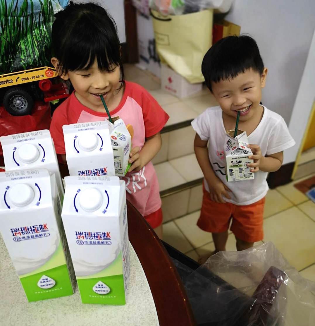 給孩子的最好的選擇,統一瑞穗鮮乳