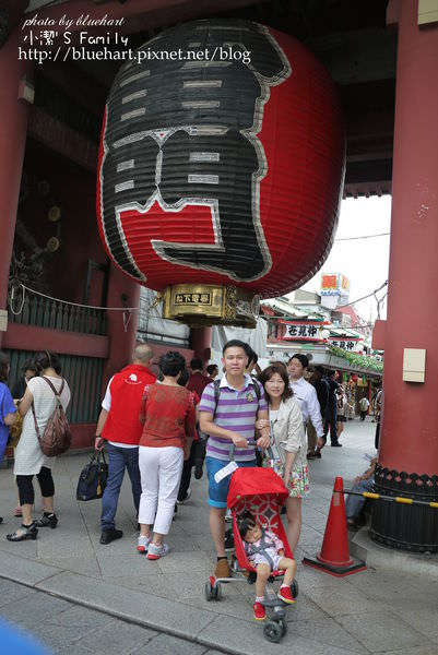 ♬『東京親子』親子遊也要觀光景點-淺草觀音寺+晴空塔♬