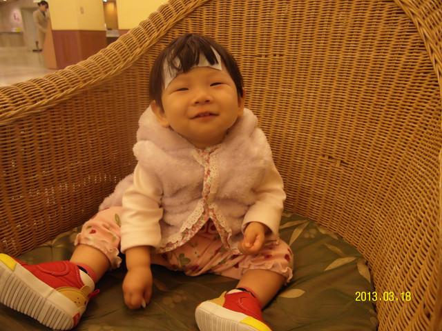 ♬『2013沖繩親子遊』Day3. 首里城、玉泉洞、王國村♬