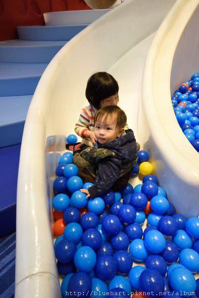 『澳門親子』好適合野放孩子的玩樂地●新濠天地之童夢天地●適合的年齡層十分寬廣