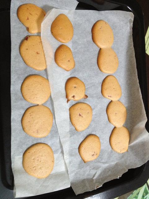 ☃『烘焙』被擠得醜不拉幾的夾心餅乾-偽馬卡龍☃