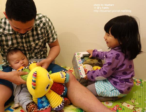 【叡物】小子的第一份玩具Lamaze拉梅茲嬰幼兒玩具-音感八爪章魚、布書、音樂布蟲尺