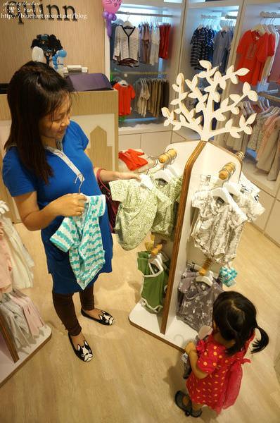 『台南』終於開到南部之柔軟舒適美國超人氣有機棉童裝-Kate Quinn專櫃