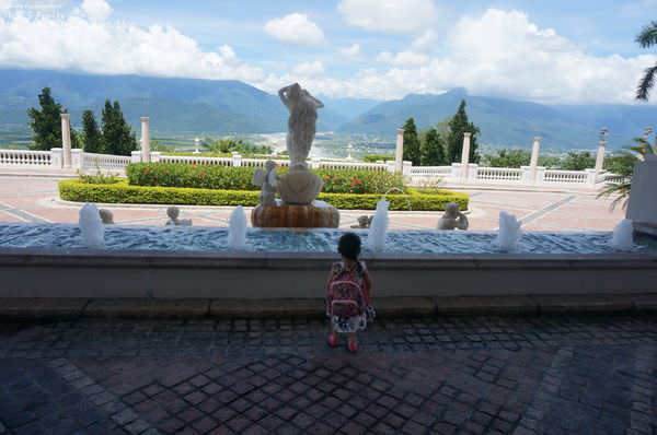 『花蓮』山區美景好視野,親子渡假的好選擇-花蓮遠雄悅來大飯店