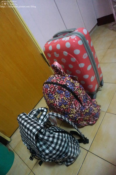 『親子遊』帶著孩子小旅行的行李打包經驗分享