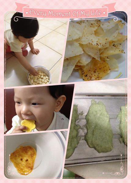 『嬰幼兒食譜』5M-1Y前孩子最愛的10大簡易餅乾、米餅食譜(電鍋、小烤箱也可)