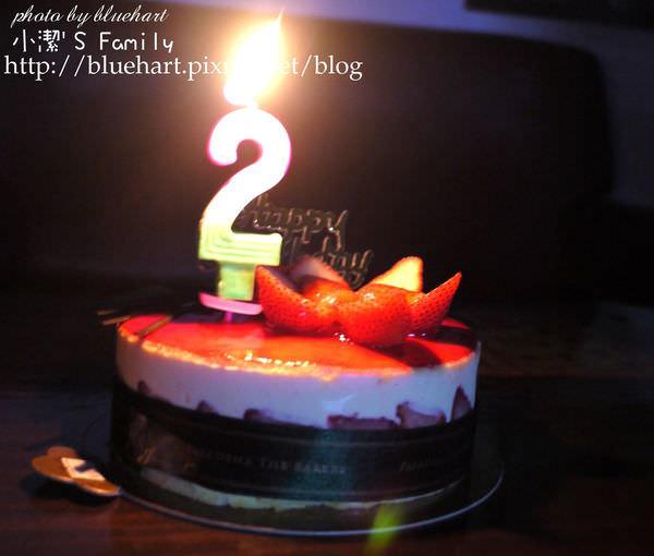 『2Y』平淡而開心的生日-妮妮生日快樂