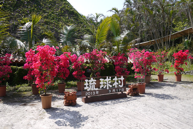 ♬『2013沖繩親子遊』Day2. 琉球村+水果樂園♬