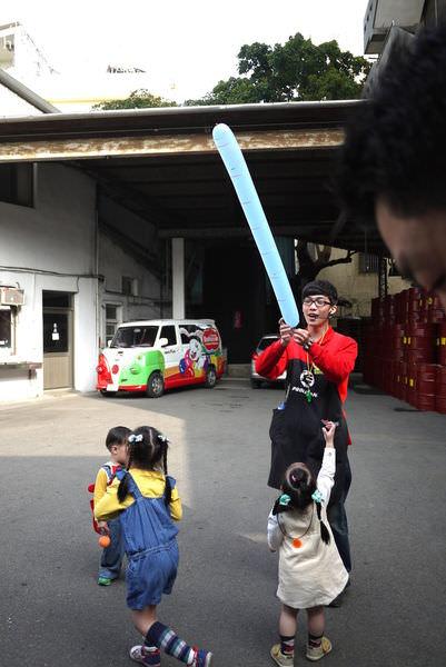 『親子遊。台中』孩子們也會玩得很愉快-台中氣球博物館