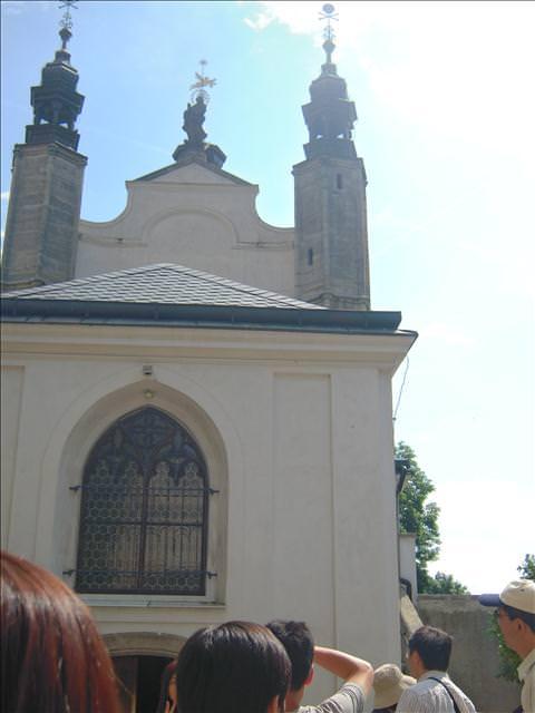 *2010捷克蜜月-第七天『庫塔荷拉』+『布爾諾』+HOLIDAY INN飯店*